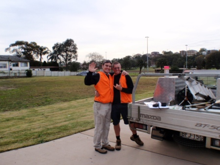 4. Steve and Dave - The LSC team running this project.JPG