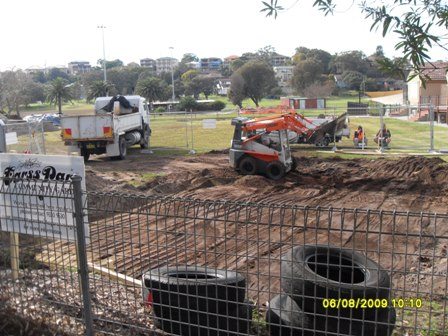 5. Sustainable Building Project - Excavation - Photo 1.JPG