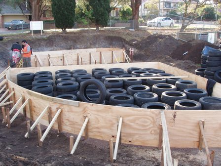 10. Sustainable Building Project - Forming Up and the Slabs - Photo 3.JPG