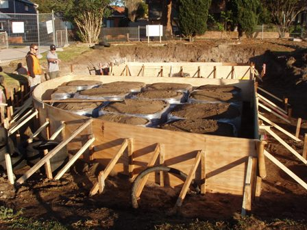 12. Sustainable Building Project - Forming Up and the Slabs - Photo 5.JPG