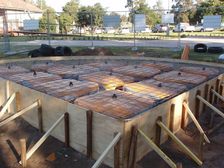 13. Sustainable Building Project - Forming Up and the Slabs - Photo 6.JPG