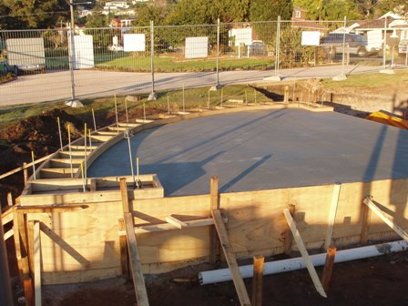 14. Sustainable Building Project - Forming Up and the Slabs - Photo 7.JPG