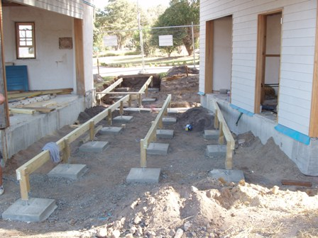 38. Sustainable Building Project - Decking, Doors and Windows - Photo 1.JPG