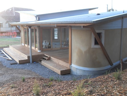 42. Sustainable Building Project - Decking, Doors and Windows - Photo 5.JPG