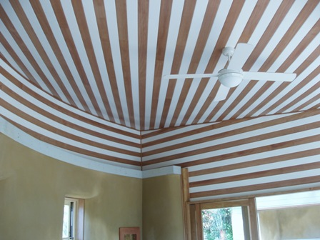 45. Sustainable Building Project - Internal Ceiling Lining Feature - Photo 3.JPG