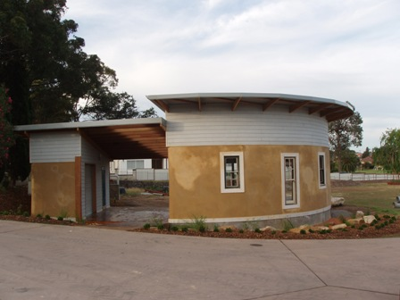 52. Sustainable Building Project - Finishing Touches and Landscaping - Photo 2.JPG