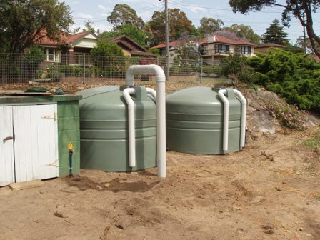 58. Sustainable Building Project - Water Tanks - Photo 1.JPG