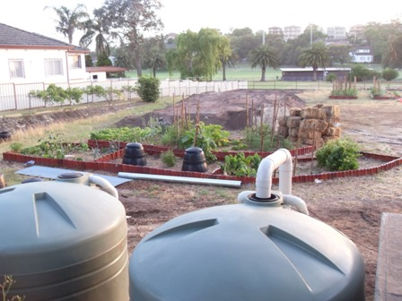 59. Sustainable Building Project - Water Tanks - Photo 2.JPG
