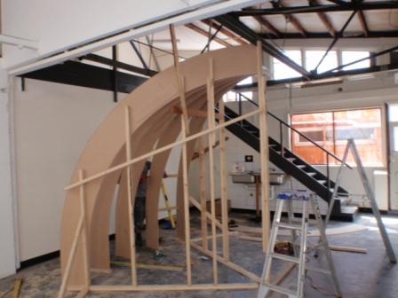 Planetarium - Dome Project - Photo 7.JPG