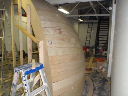 Planetarium - Dome Project - Photo 12.JPG
