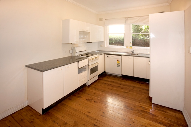West St North Sydney - Unit Renovation including Kitchen Renovation and Bathroom Renovation - Kitchen Before 1.jpg