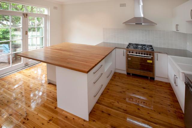 West St North Sydney - Unit Renovation including Kitchen Renovation and Bathroom Renovation - Kitchen After 2.jpg