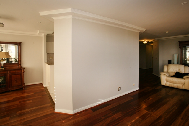 Francis Rd Artarmon - Unit Renovation including Kitchen Renovation and Bathroom Renovation - Lounge Room Before 1.jpg
